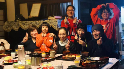 2020 Japanese Cultural Exchange Exploration and Practice Winter Camp