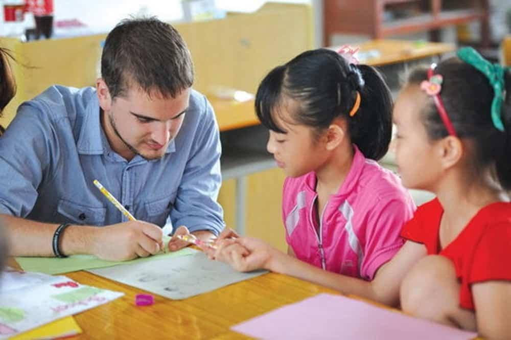 English teaching jobs in Shanghai